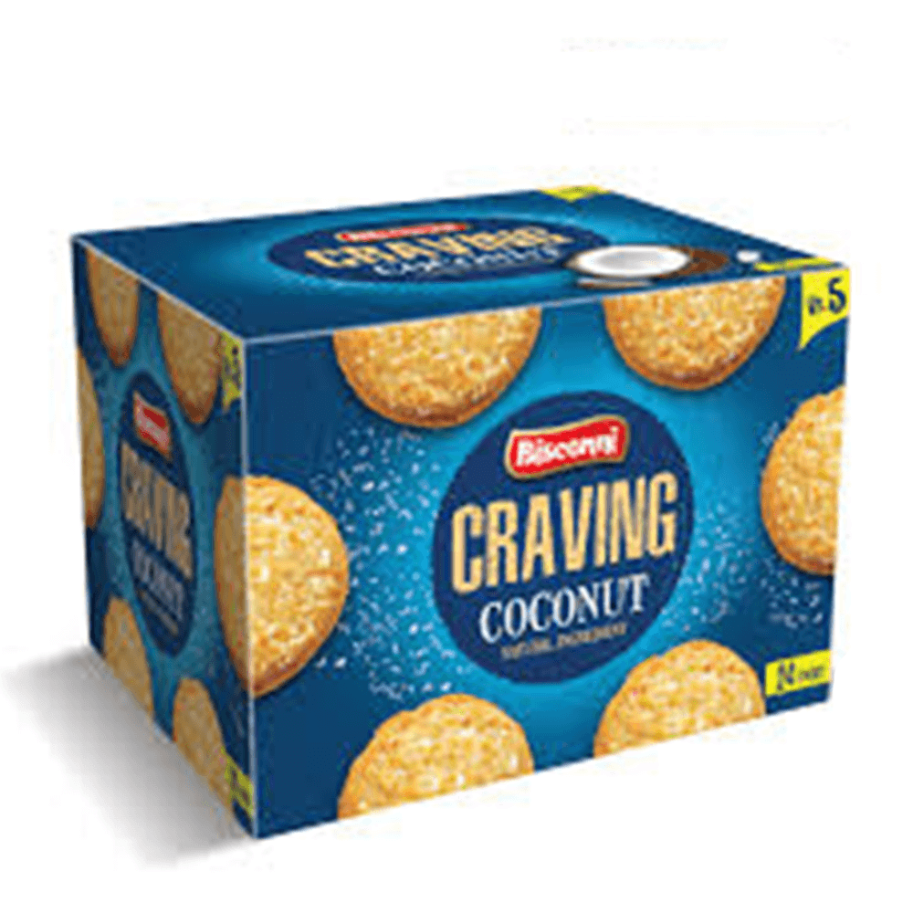 Bisconni Craving Coconut 24 Packs