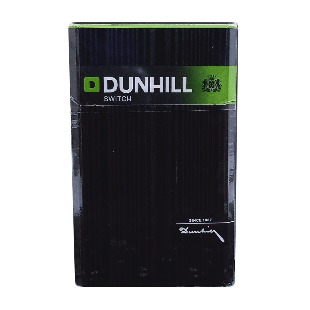 Dunhill Green Switch Cigarettes (1 Box)