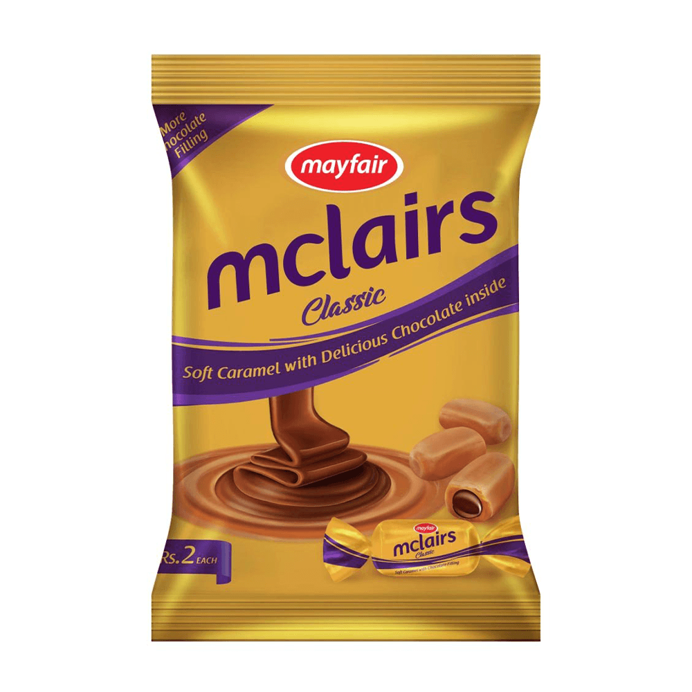 Mayfair Mclairs Classis Candy 50 Pcs