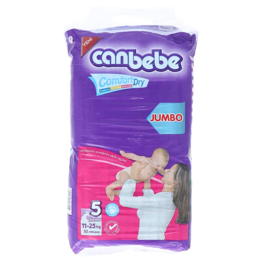 Canbebe Diapers Size 5 (52pcs)