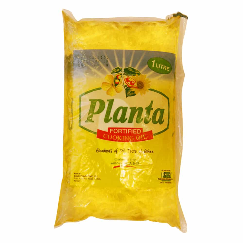 Planta Fortified Cooking Oil 1L