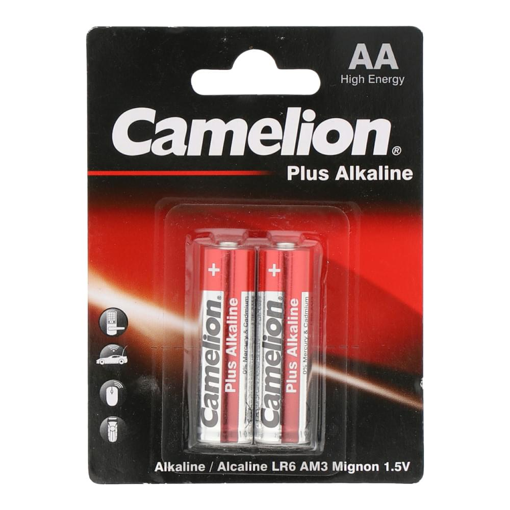 Camelion Plus Alkaline Cell AA2 1.5V