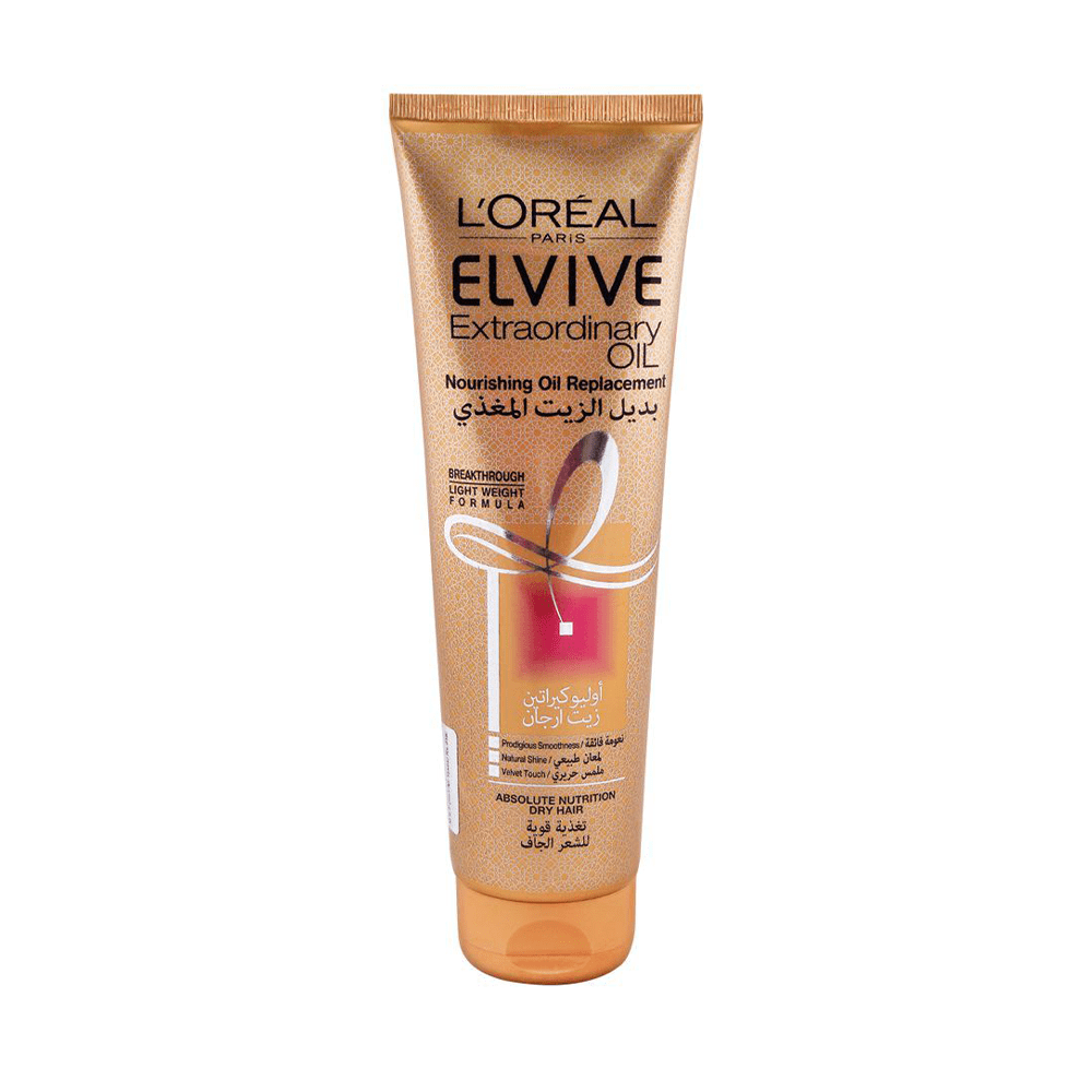 Loreal Paris Elvive Extraordinary Oil Replacement For Dry Hair 125ml