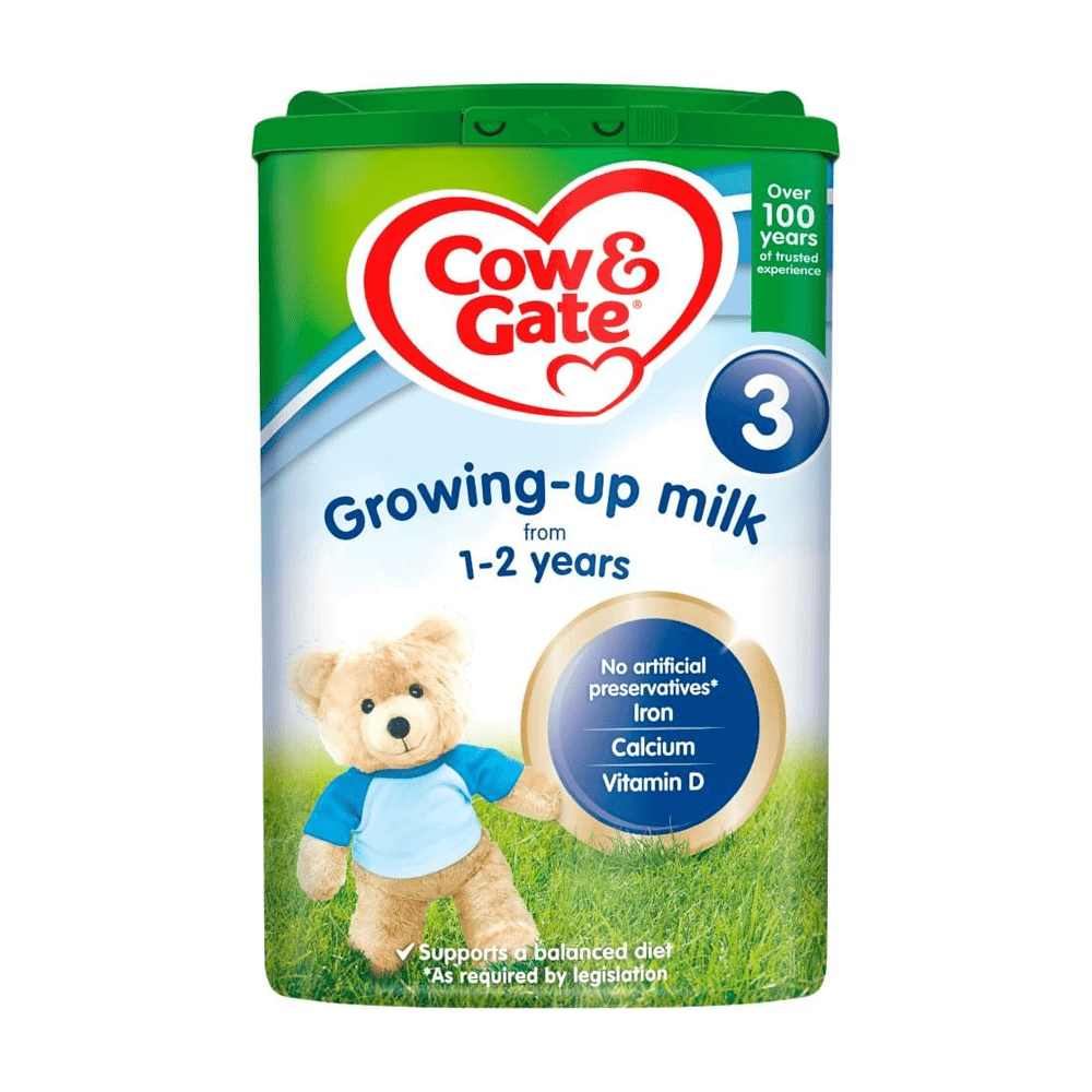 Cow & Gate Growing Up Milk Stage 3 800gm