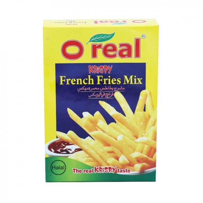 O-Real French Fries Mix 65gm