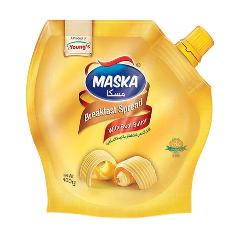 Young's Maska Real Butter Spread 400gm