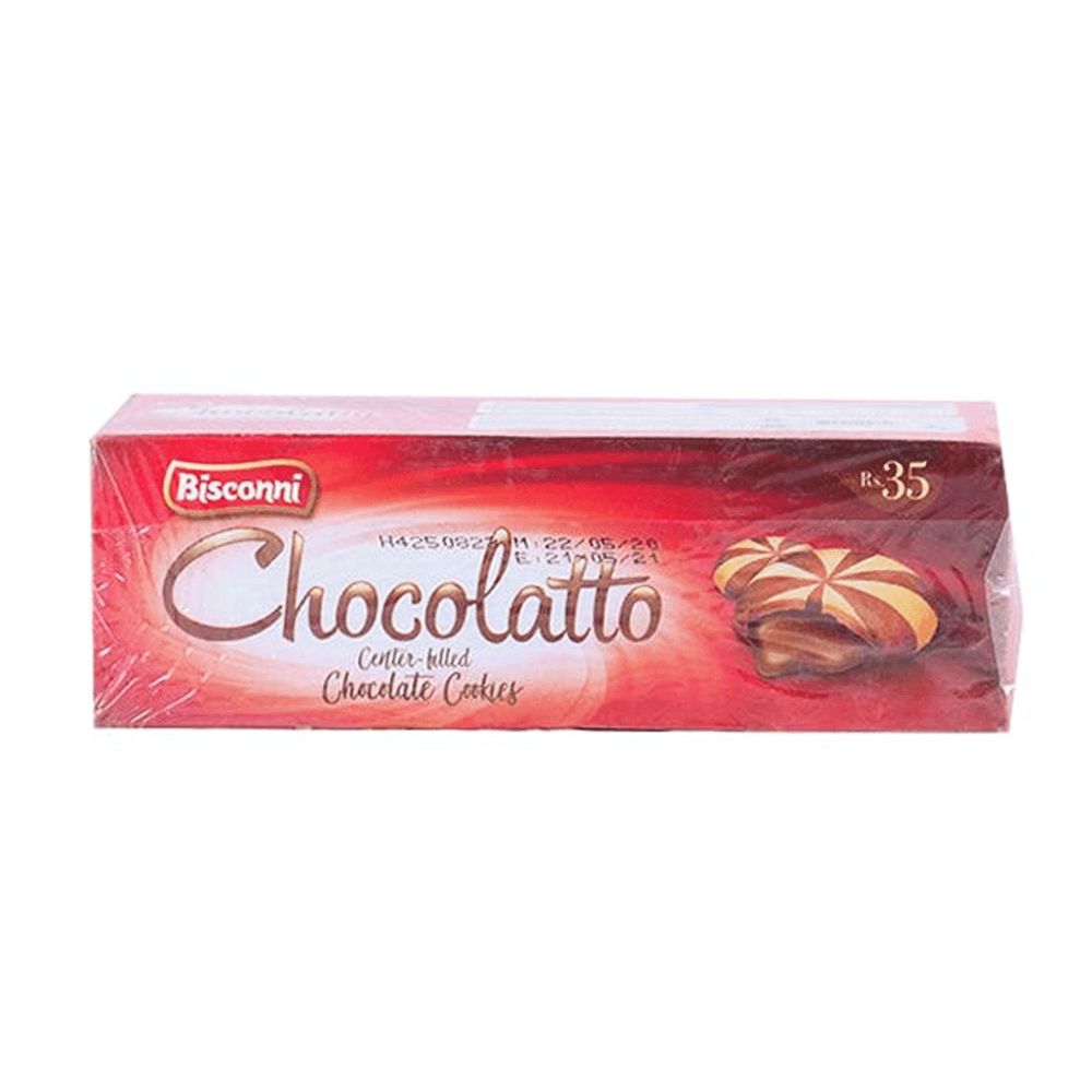 Bisconni Chocolatto Biscuit Family Pack