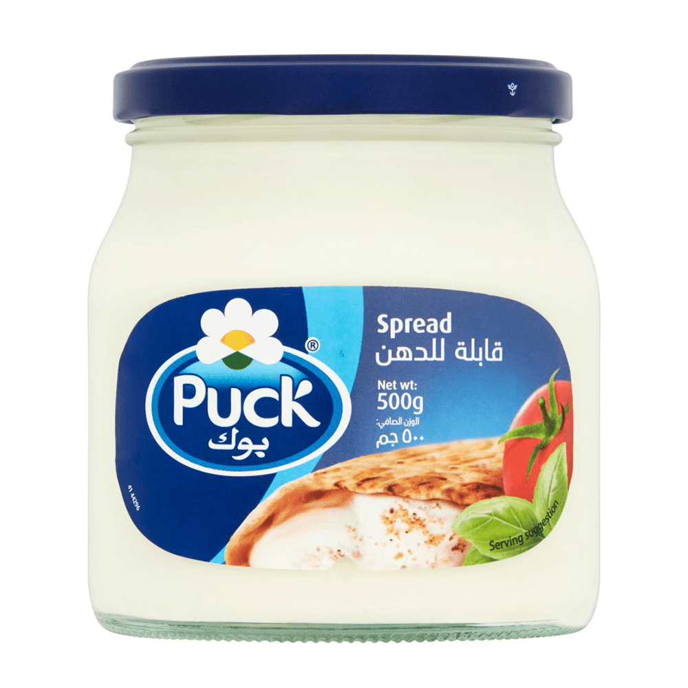 Puck Mixed Product With Vegetable Oil Spread 500g