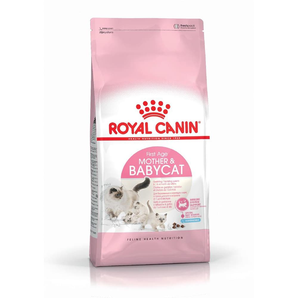 Royal Canin First Age Mother & Baby Cat Food 400gm