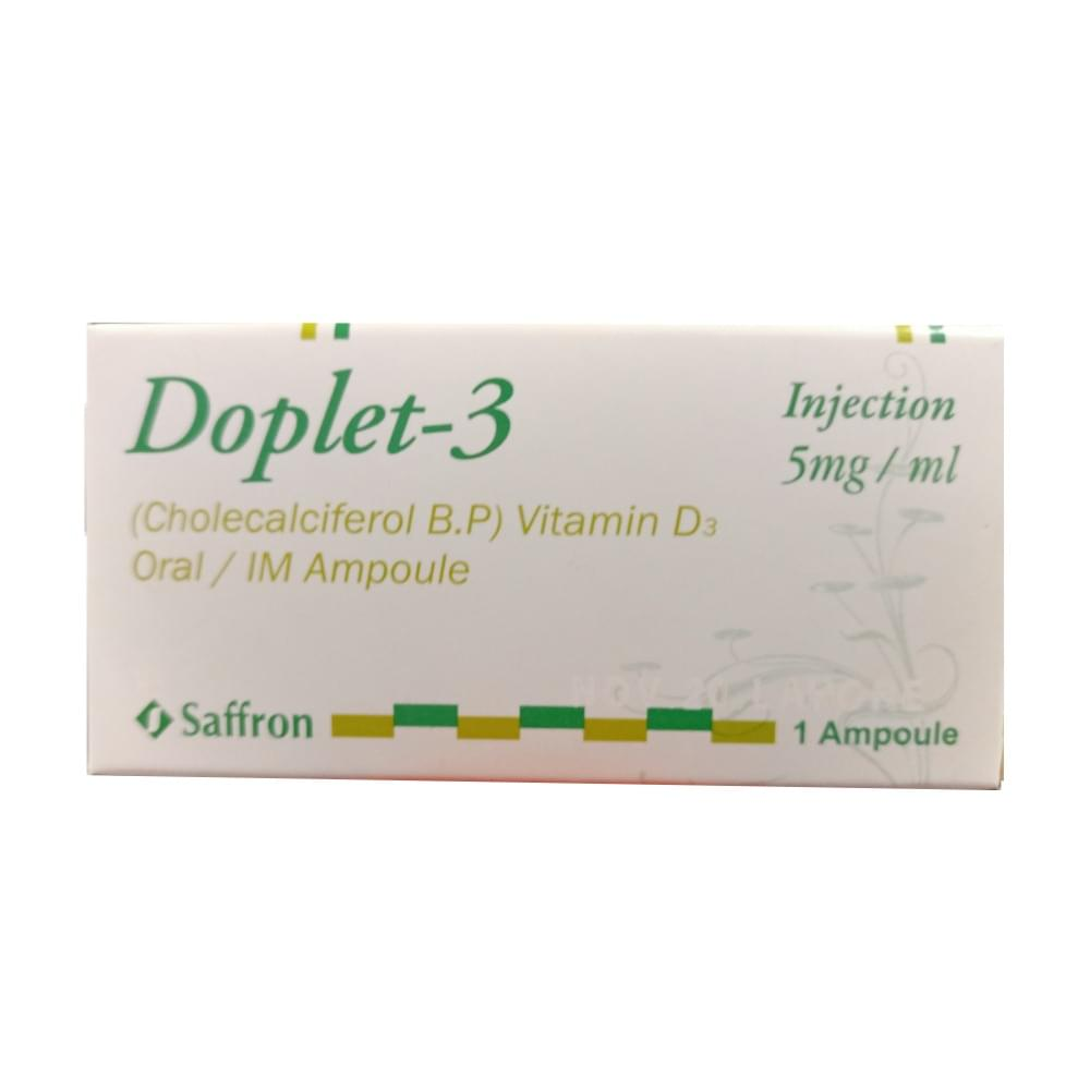 Doplet-3 Injection