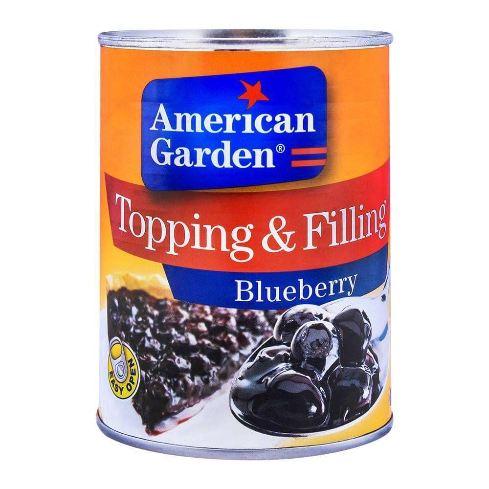 American Garden Topping & Filling Blueberry 595gm