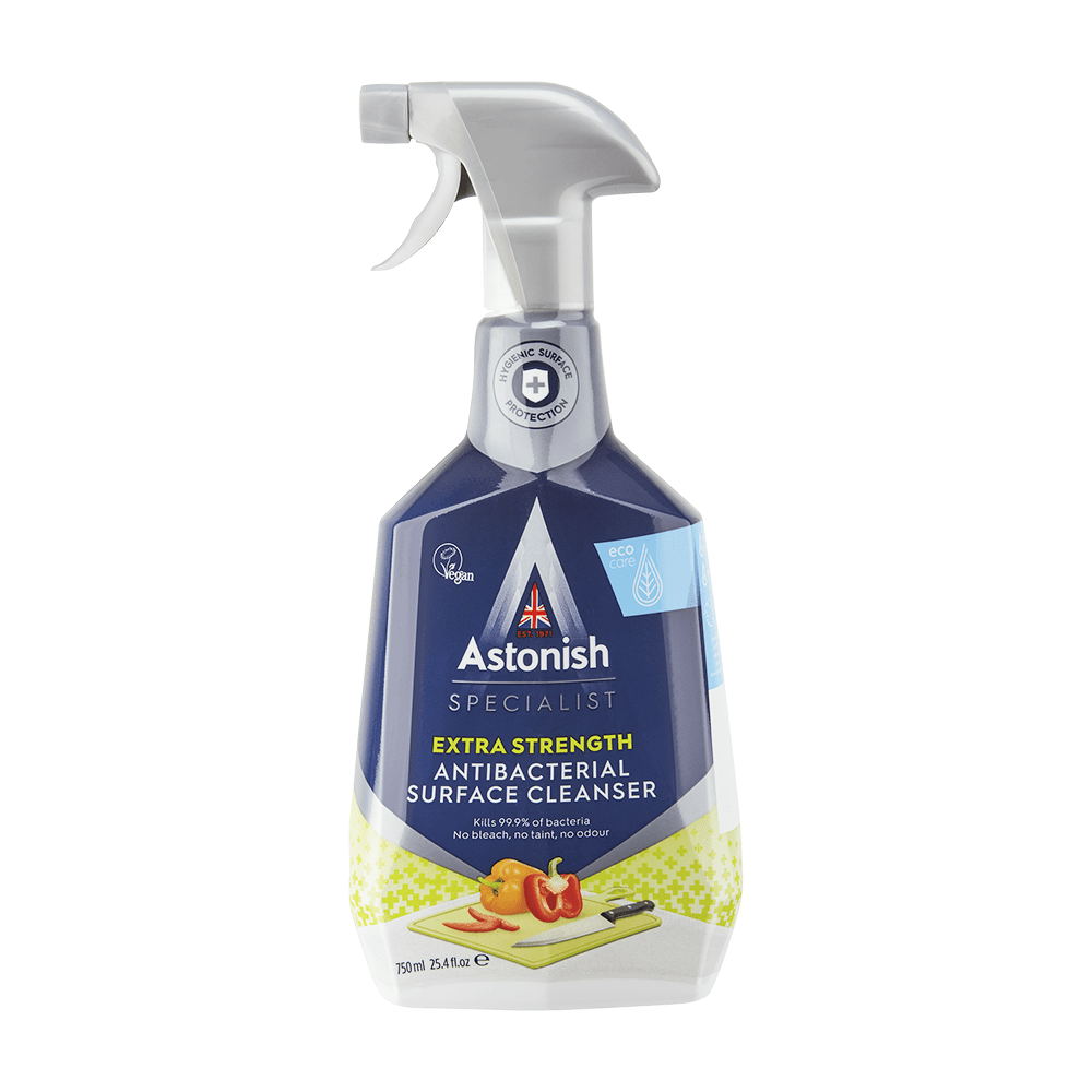 Astonish Extra Strength Antibacterial Surface Cleanser 750ml