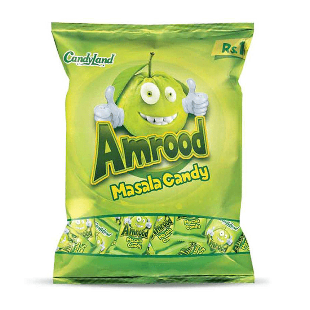 AMROOD CANDY RS.1 (100PC X24 BAGS)