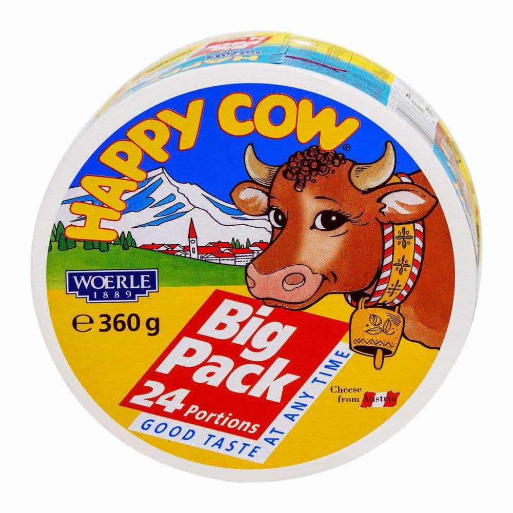 Happy Cow 24 Portions Big Pack 360gm