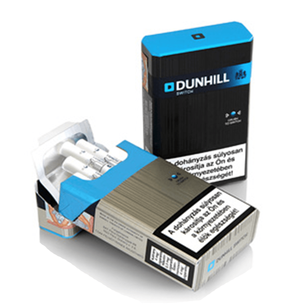 Dunhill Switch Cigarette Packet (Local)