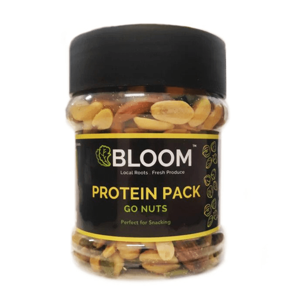 Bloom Protein Pack Go Nuts 300gm