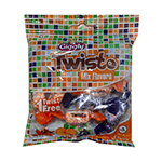 Giggly Twisto Pouch Mix Flavours Jelly