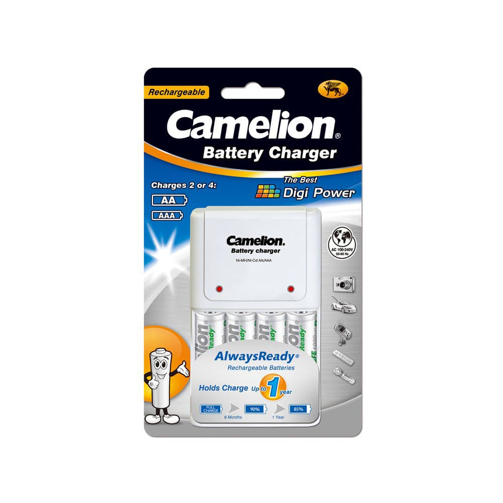 Camelion Battery Charger BC-1010B