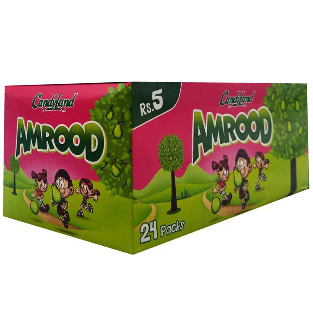 Candyland Amrood Jelly 24 Pack