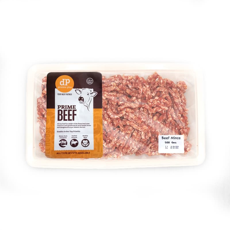 Beef Mince CP 500gm