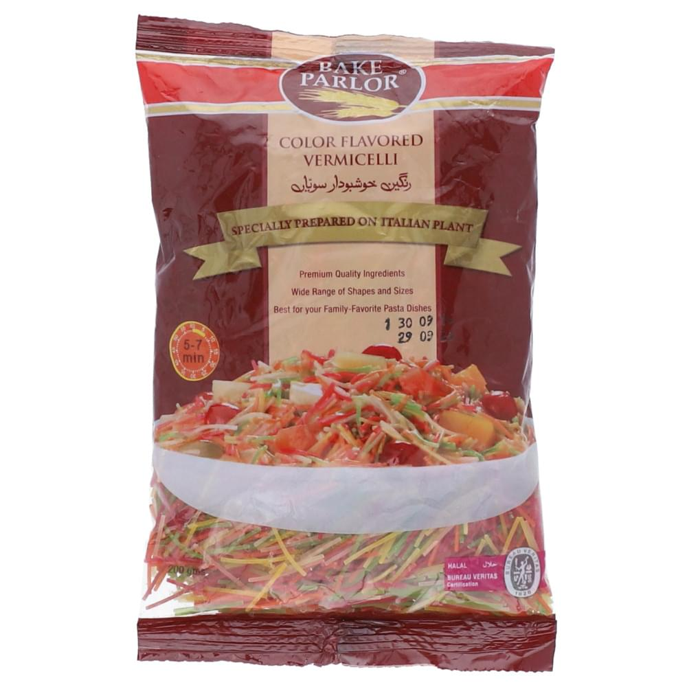 Bake Parlor Color Flavored Vermicelli 200gm